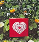 img - for Cartes et faire-part pour les f  tes (French Edition) book / textbook / text book