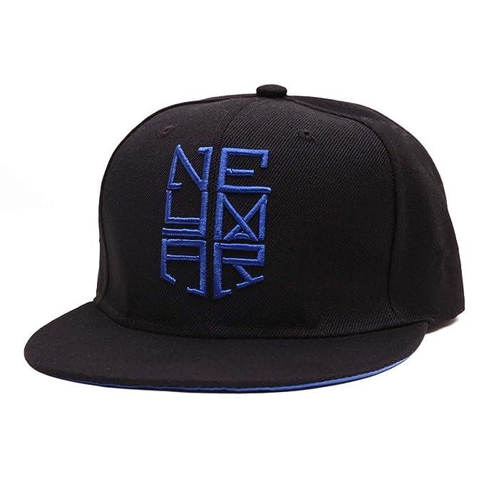 88ae994fb16 2019 Neymar JR NJR Brazil Brazil Baseball Caps Hip hop Sports Snapback Cap  Hat Men s Hats Men s Hood Men Women Blue at Amazon Women s Clothing store