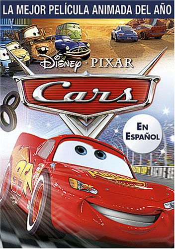 amazon com cars spanish language widescreen edition owen wilson
