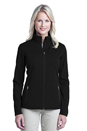 a26a15a04cb2 Port Authority Women s Pique Fleece Jacket at Amazon Women s Coats Shop