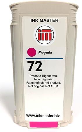 Ink Master - Cartucho compatible para usar en lugar de HP 72 HP72 ...