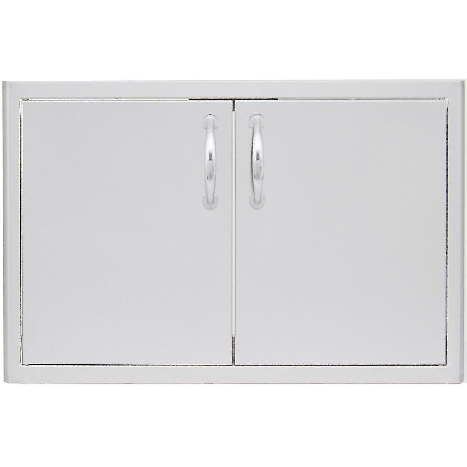 Blaze Stainless Steel Dry Storage Doors (BLZ-DRY-STG), 32-inch