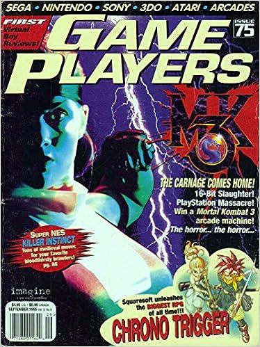 GAME PLAYERS MAGAZINE PDF