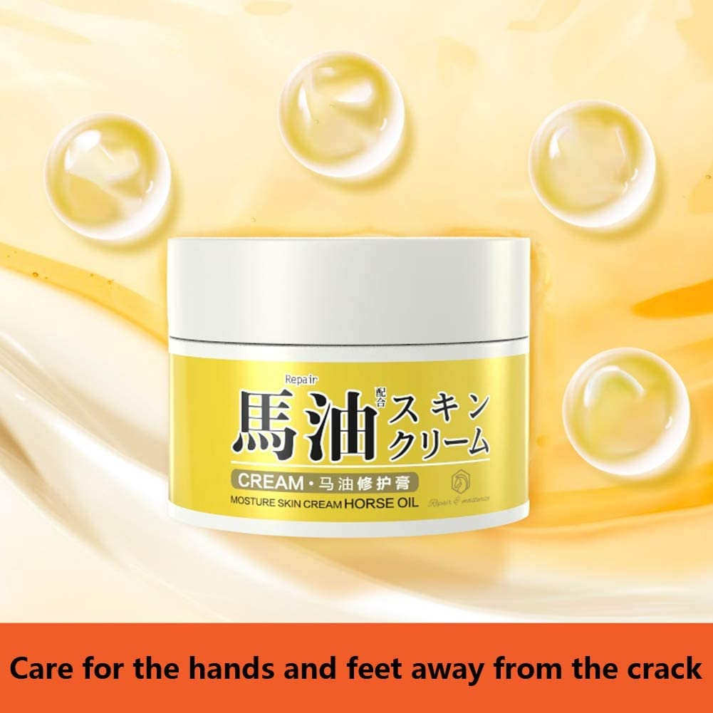 Horse Oil Hand Cream 50g