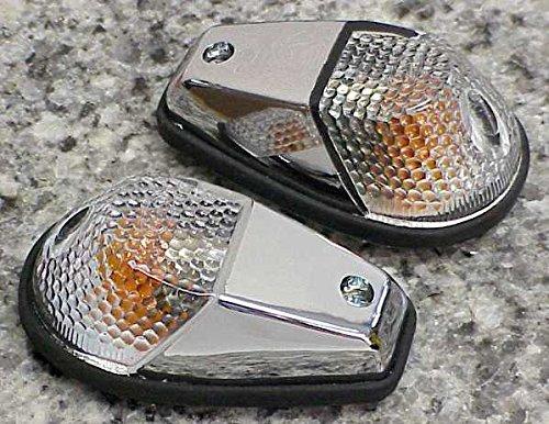 i5 Suzuki GSXR600 GSXR750 GSXR1000 GSXR 600 750 1000 1100 CHROME TANK PAD