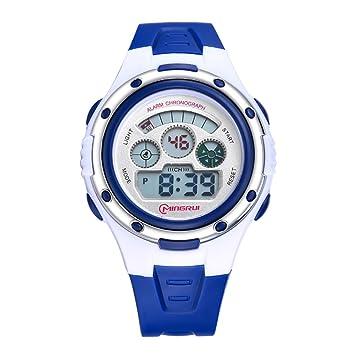 3cbff2aa5e5c LE Relojes Niños Cronómetro Digital