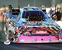 Courtney Force NHRA Drag Racing Autographed 8x10 Photo - PSA/DNA Authentic by Sports Collectibles