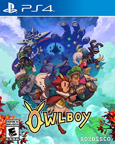 Owlboy Standard Edition - PlayStation 4 by Soedesco
