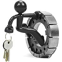 TRIXES Black Novelty Magnetic Key Holding Man