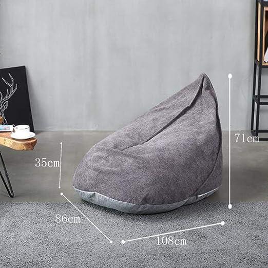 Amazon.com: YQQ-Bean Bags Bean Bag Beautiful Beanbags Large ...
