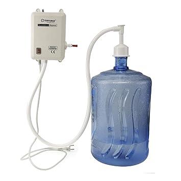 TDRFORCE Una botella del tubo Sistema de la bomba del dispensador de agua para el fabricante