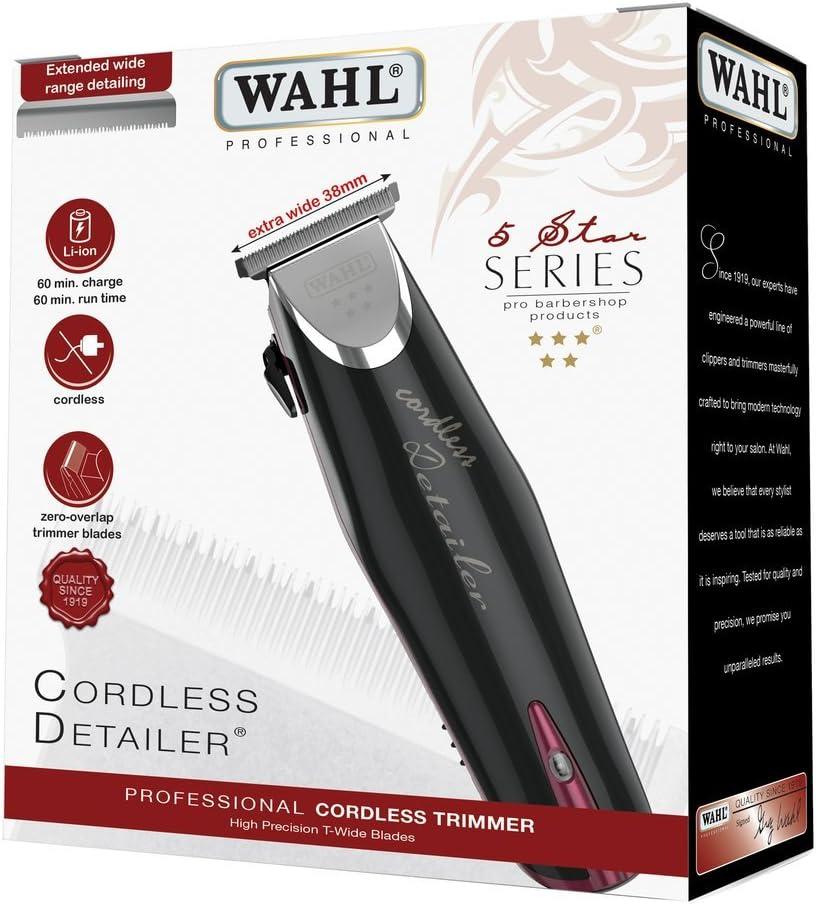 Wahl Cordless Detailer: Amazon.es: Salud y cuidado personal