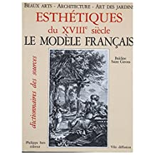 Esthétiques du XVIIIe siècle : le modèle français