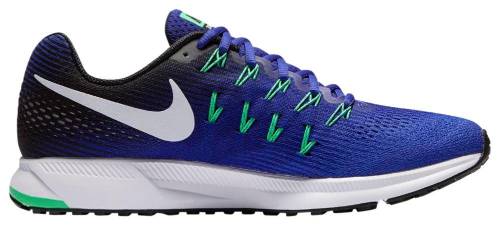 [ナイキ] Nike Air Zoom Pegasus 33 - メンズ ランニング [並行輸入品] B072FRHYRJ US09.5 Medium Blue/Deep Night/Black/White