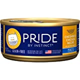 Pride By Instinct Grain Free Minced Recipe Natural Wet Canned Cat Food By Nature'S Variety, Cheshire'S Chicken