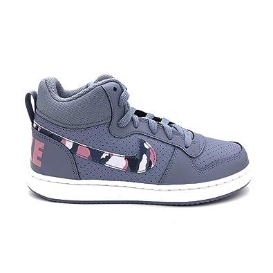 NIKE Herren Court Borough Mid (gs) Sneakers, Mehrfarbig (Ashen  Slate Multicolor Elemental Pink 001), 40 EU  Amazon.de  Schuhe   Handtaschen 77e774f95f