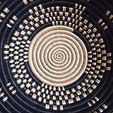 African Basket- Mukingi/Rwanda Basket/Woven