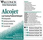 Alconox 1425 Alcojet Nonionic Low-Foaming Powdered Detergent, 25lbs Box