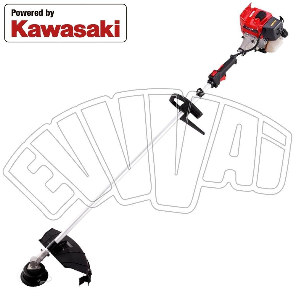 KDC 350 - Cortabordes a Scoppio - Motor Kawasaki cortacésped ...