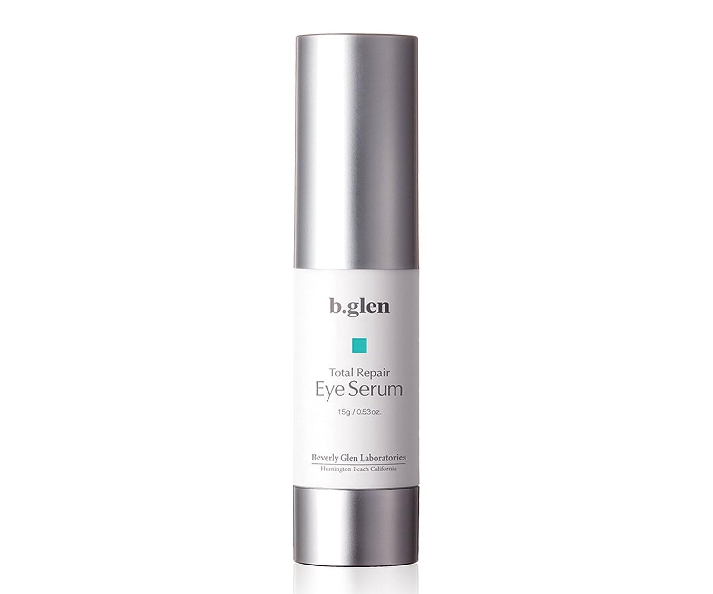 Eye Cream | Hyaluronic Acid | Collagen | Ceramide | Anti-Aging | b.glen Total Repair Eye Serum (15g) Beverly Glen Laboratories