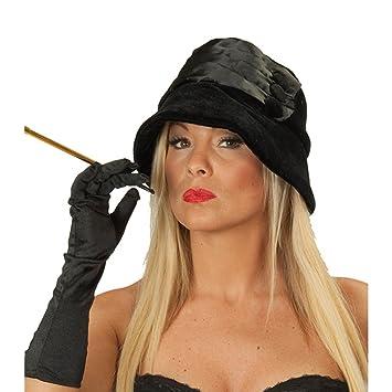 18ec096047351 NET TOYS Sombrero para mujer estilo charlestón años 20 0  Amazon.es   Juguetes y juegos
