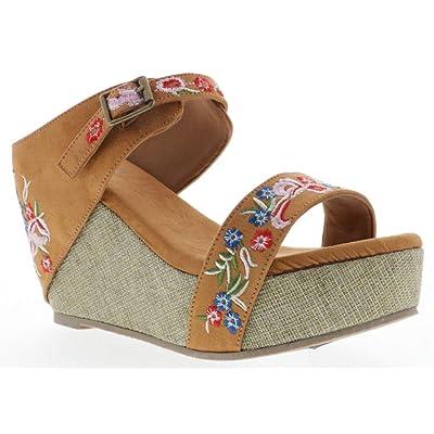 Volatile Women's Bowtie Wedge Sandal | Platforms & Wedges