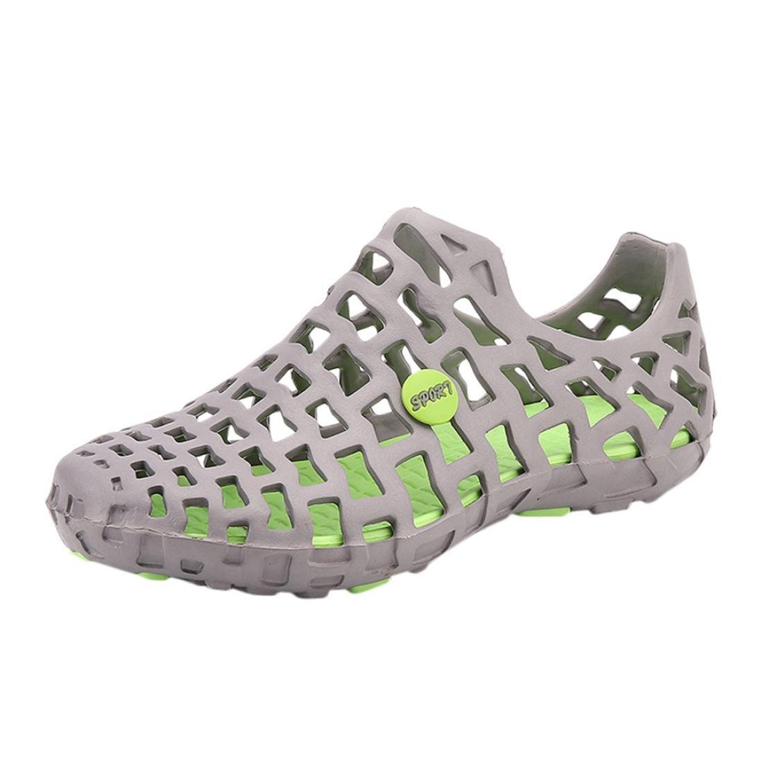 Unisexe Flip Flops Casual Sandale 19066 Sandale on à Enfiler Femme Homme,Overdose Été Chaussures Plage Tennis Slip on Sneakers Gris 358bea3 - latesttechnology.space
