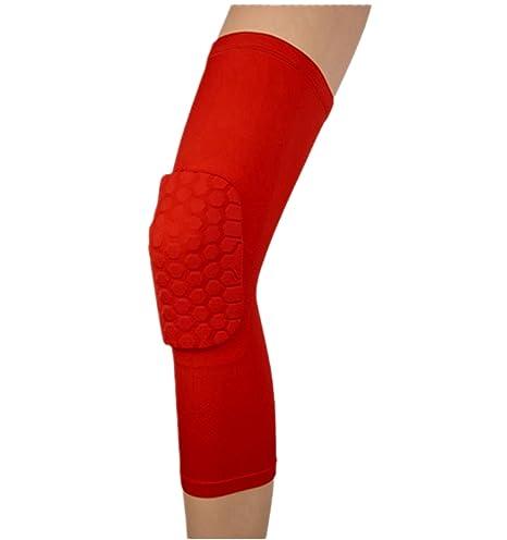 Soporte para rodilla en elástico para ginasio correr baloncesto ...