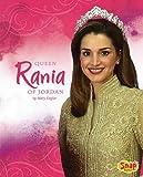 Queen Rania of Jordan (Snap) by Mary Englar (2008-08-27)