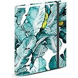 21 cm PRODG DIN A5 Notebook Jungle Portable Handbag Hanger Multicolour
