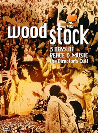 Amazon Com Woodstock 3 Days Of Peace Music The Director S Cut Joan Baez Richie Havens Roger Daltrey Joe Cocker Country Joe Mcdonald Arlo Guthrie Jimi Hendrix Carlos Santana Janis Joplin The