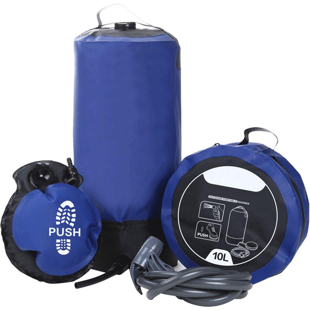 Outdoor Shower Bag Portable Non-Solar Hot Water Bag Take A Bath Sun Water Bag 10L Shower By MAG.AL