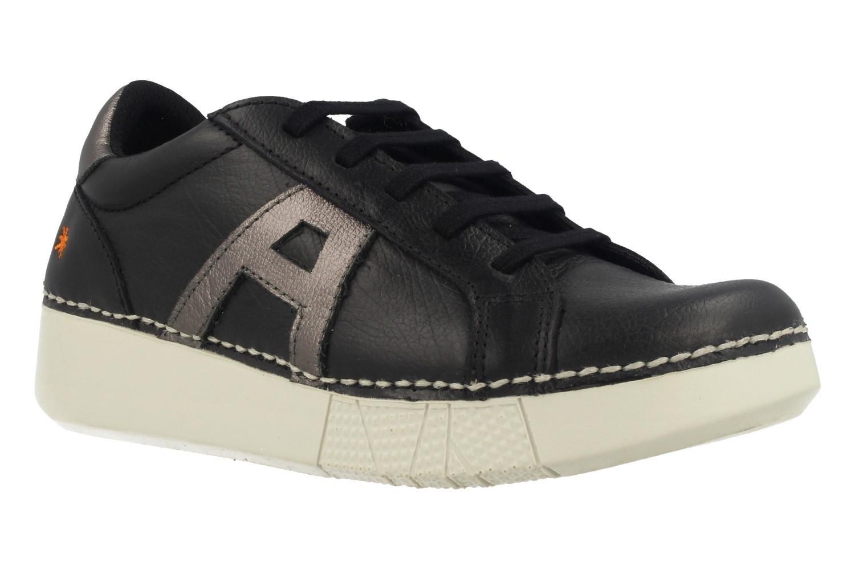 ART Zapato 134S Memphis Black Antracita NEGR 39 EU|Negro