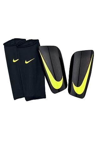 Nike Mercurial Lite - Tobillera unisex, color verde (green glow/(green glow)), talla XL