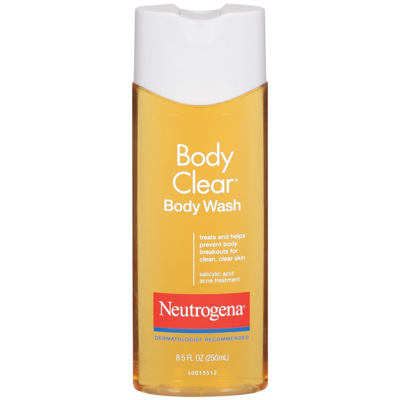 Neutrogena Body Clear Body Wash for Clean, Clear Skin