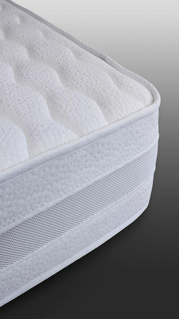 Naturalex Colchón Deluxe 20 cm en 180 x 200 cm 7 zonas (blue-latex Confort 6 cm Espuma de memoria: Amazon.es: Hogar