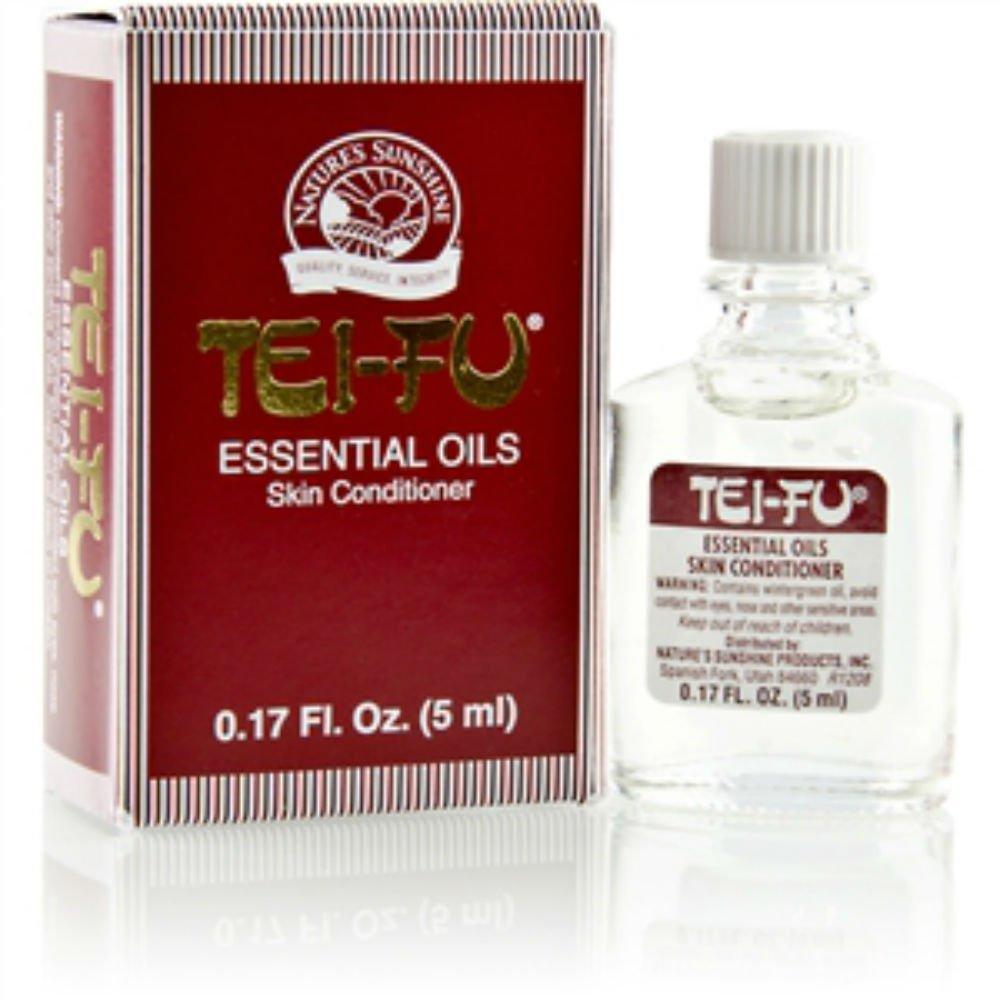 Tei Fu Natures Sunshine Essential Oil