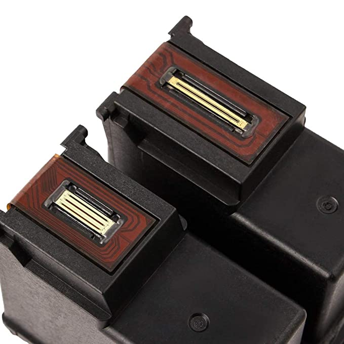 Teng® - 3 Cartuchos de Impresora HP 302 302XL compatibles con ...