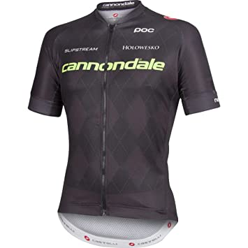 1ce80653c86 Image Unavailable. Image not available for. Color: Cannondale Castelli Team  2.0 Full Zip Jersey - Closeout ...