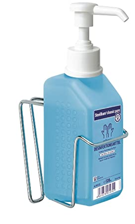 Euro dispensador 3 con estribo para recto de botellas de 500 ml: Amazon.es: Salud y cuidado personal