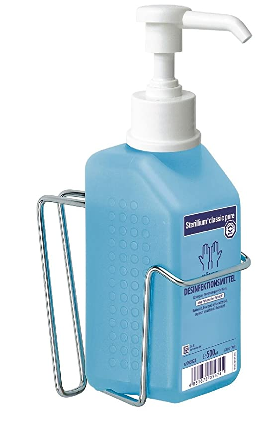 Euro dispensador 3 con estribo para recto de botellas de 500 ml