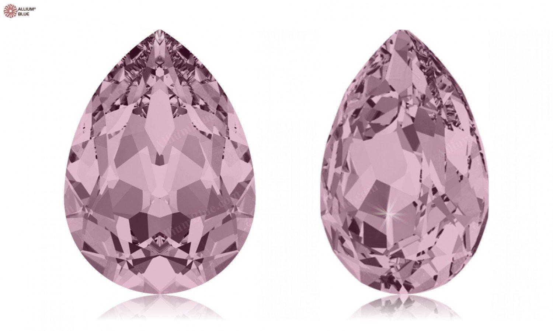 SWAROVSKI Crystals Elements Fancy Stones 4320 MM8,0X 6,0 F - Crystal Antique Pink F (001 ANTP)