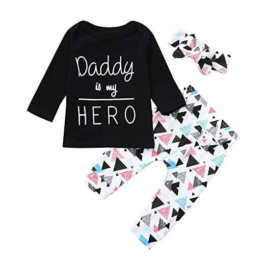 1c83b1588 Amazon.com  LNGRY Baby Outfits