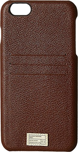 Hex Protective, Wallet Case for iPhone 6 Plus/6s Plus - Retail Packaging - Dark Brown (6 Hex Iphone Case Brown)