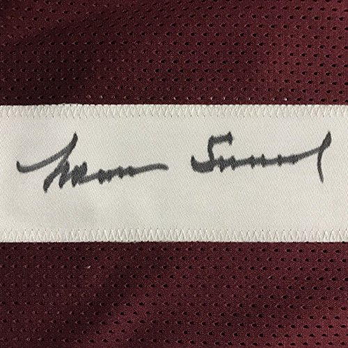 huge discount 26da1 2d541 Framed Autographed/Signed Norman Norm Snead 33x42 Washington ...