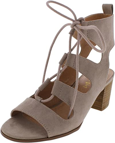 get new affordable price new arrival Madden Girl by Steve Madden Womens Booyah Faux Suede Gladiator ...