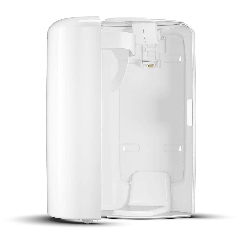 Tork 563000 - Cubo de basura abierto, 50 l, color blanco: Amazon.es: Industria, empresas y ciencia