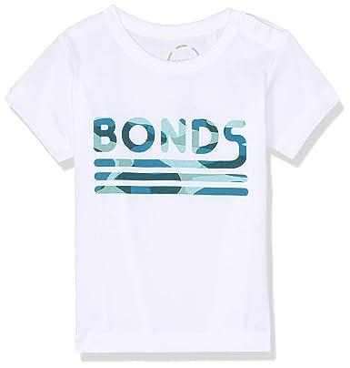 564b4969 Bonds Baby Aussie Cotton Printed Tee: Amazon.com.au: Fashion