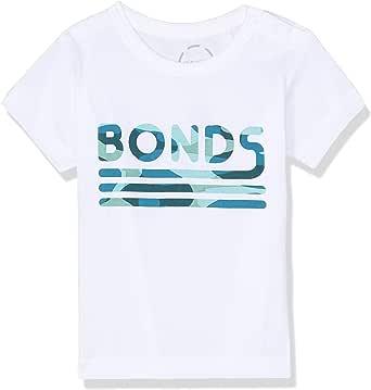 Bonds Baby Girls' Aussie Cotton Printed Tee