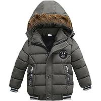 8e1297883 Zerototens Baby Boys Coat,1-5 Years Old Newborn Infant Kids Outwear Child  Long